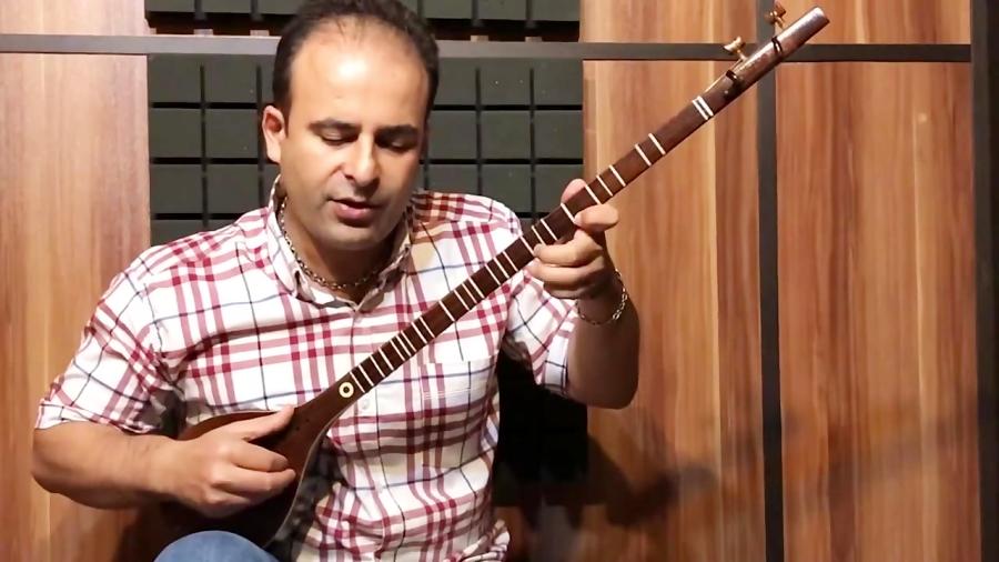 فیلم آموزش صفا دستگاه شور ردیف میرزا عبدالله نیما فریدونی سهتار