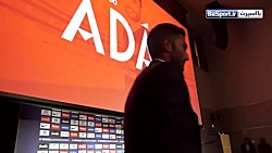 پیوستن دروازه بان سابق رئال به اتلتیکو مادرید