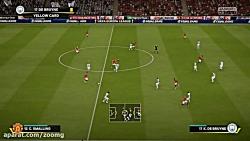 ویدیو فیفا 19 مسابقه منچ...