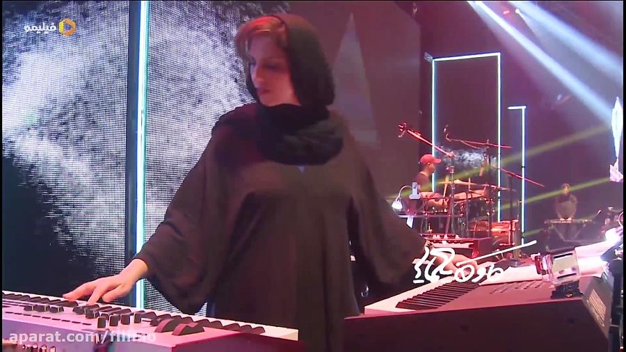 تماشای کنسرت کاوه یغمایی، خواننده و آهنگساز راک