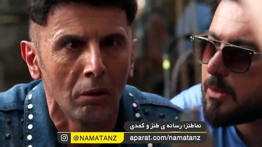 هیپنوتیزم شدن امین حیایی در ساخت ایران