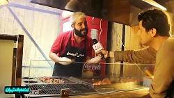 زنده باد تهران- شب گردی در خیابان سی تیر تهران