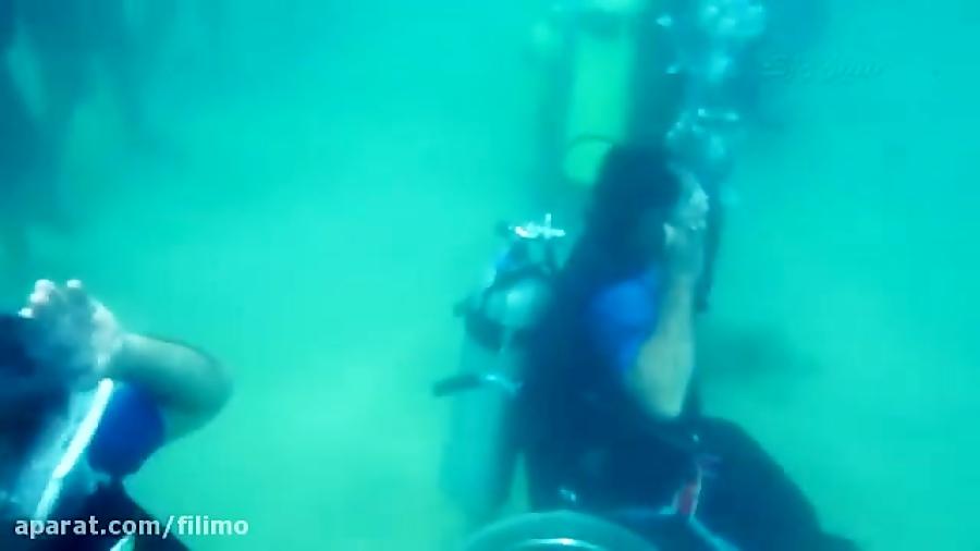 آنونس فیلم «مستند پرواز در آب»