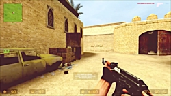 گیم پلی Counter Strike