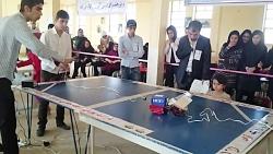 صنایع رباتیک آراد کردستان