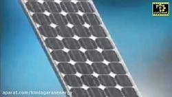 تبدیل انرژی فوتون های نوری به انرژی الکتریکی