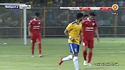 خلاصه بازی نفت مسجد سلیمان 0-0 تراکتورسازی