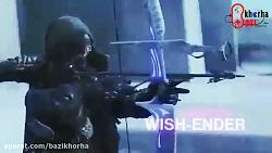 تریلر اسلحه ها جدید بازی Destiny 2: Forsaken بازیرنویس
