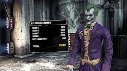 گیم پلی جوکر در بازی Batman Arkham Asylum