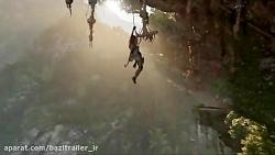 تریلر جدید بازی Shadow of the Tomb Raider + کیفیت 1080p