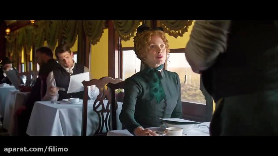 آنونس فیلم سینمایی «زن به پیش می رود»