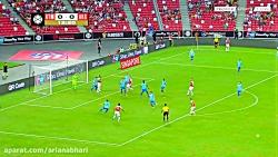 خلاصه بازی: آرسنال و اتلتیکو مادرید