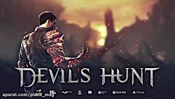 تریلر معرفی بازی Devil's Hunt