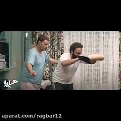 رقص جنجالی رضا عطاران و...