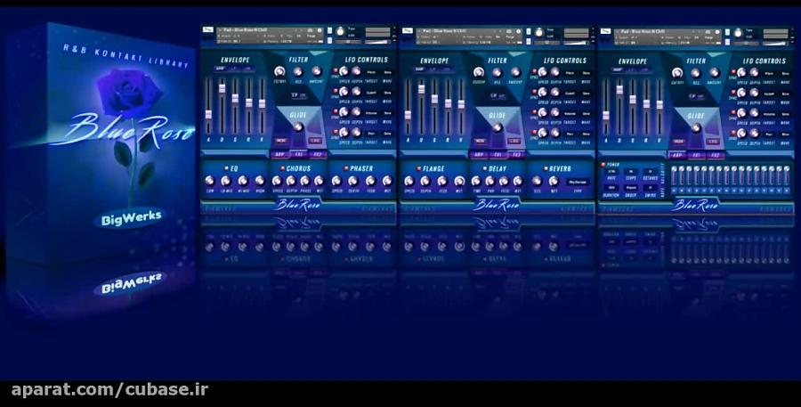 Blue Rose RB - Kontakt vst - Sound Review - BigWerks