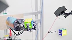 آموزش ربات با هوش مصنوعی