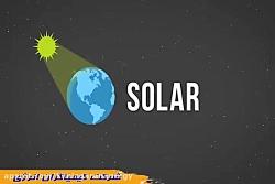 انرژی تولیدی سیستم های خورشیدی