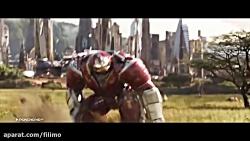 آنونس فیلم سینمایی «انتقام جویان : جنگ ابدیت»