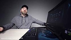 بزرگ ترین و قوی ترین لپ تاپ گیمینگ (Acer predator 21x)
