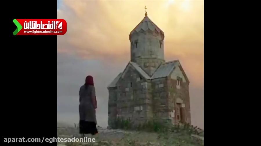 کلیسای 700 ساله ایرانی