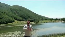 دریاچه ویستان با معرفی ...