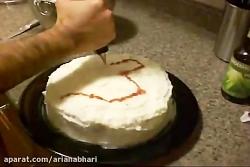 آموزش آشپزی -لذت آشپزی -کیک گوشت