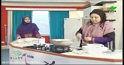 آموزش آشپزی -لذت آشپزی -طرز تهیه سوپ ترکمنی