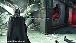Batman Arkham Origins Gameplay Walkthrough Part 1 - Black Mask