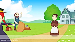 Anne of Green Gables - How much is it? (At the market) - English story for Kids