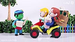 SUPERHERO BABIES PLAY WITH WATER ❤ Spiderman, Hulk Frozen Play Doh Cartoons For Kids