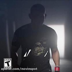 ویدیو جدیدی از مبارزه های بازی UFC 3 منتشر شد.