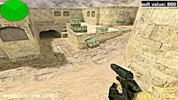 Counter Strike 1.6 console cheats tricks