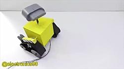 ساختنی و سرگرمی: ساخت ربات کوچک و هوشمند Wall_E