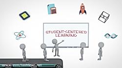 یادگیری دانش آموز محور ...