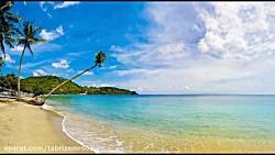 جزیره لومبوک اندونزی