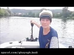 قایق تفریحی مدل اکسکرو...