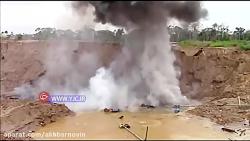 تخریب ده ها معدن در آمازون توسط پلیس پرو
