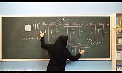 حل تمرین ریاضی دوم دبستان آموزش طلایی ریاضی دوم دبستان