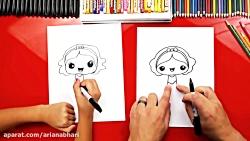آموزش نقاشی برای سرگرم...