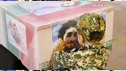 کلیپی به مناسبت شهادت شهید محسن حججی.