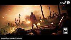 تریلر بازی Road to Battlefield 5