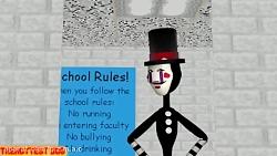 انیمیشن طنز فناف فرار پاپت امنیتی از پاپت! فرار مدرسه