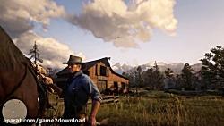 اولین گیم پلی بازی Red Dead Redemption 2 منتشر شد