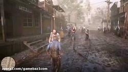 تریلر جدید بازی Red Dead Redemption 2