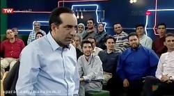 بازی پرتاپ دارت دکتر حسین انتظامی و رامبد