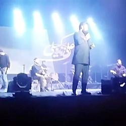 ایرج زبردست در کنسرت علی زند وکیلی