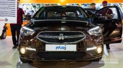 معرفی « رهام »؛ خودروی جدید سایپا در نمایشگاه مشهد