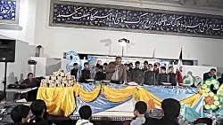 حمیدرضا ثنائی مدرس و قاری قرآن