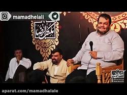 تقدیم به خادمان  امام رضا حاج حیدر خمسه