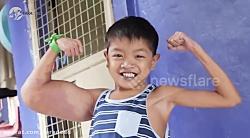 بیماری عجیب پسر فلیپینی